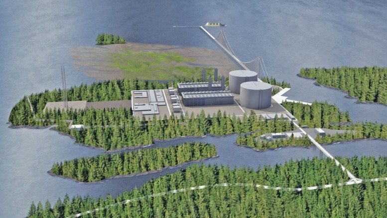 Pacific NorthWest LNG Project Approved by Liberal Government